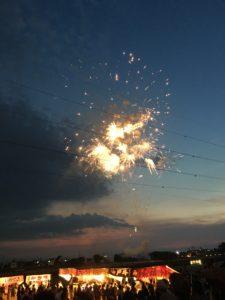 新居浜市の花火大会