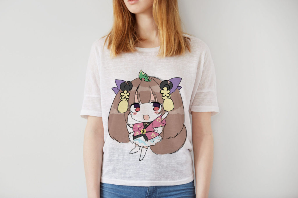taikomusume-Tshirt